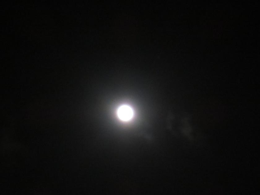 Full Scorpio Moon