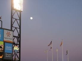 Full Moon over ATT Park