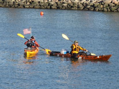 Hopefuls in McCovey Cove