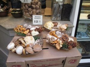 Mushrooms @ ferry bldg