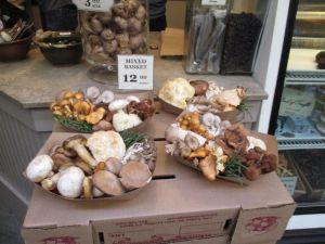 Mushrooms @ ferry bldg