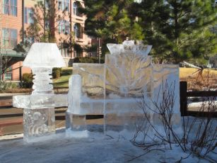 Ice Sculpture 2