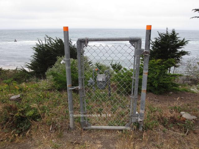 Fitzgerald Reserve Gate to Nowhere