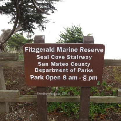 Fitzgerald Reserve Sign