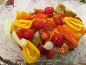 Peppers & Veggies